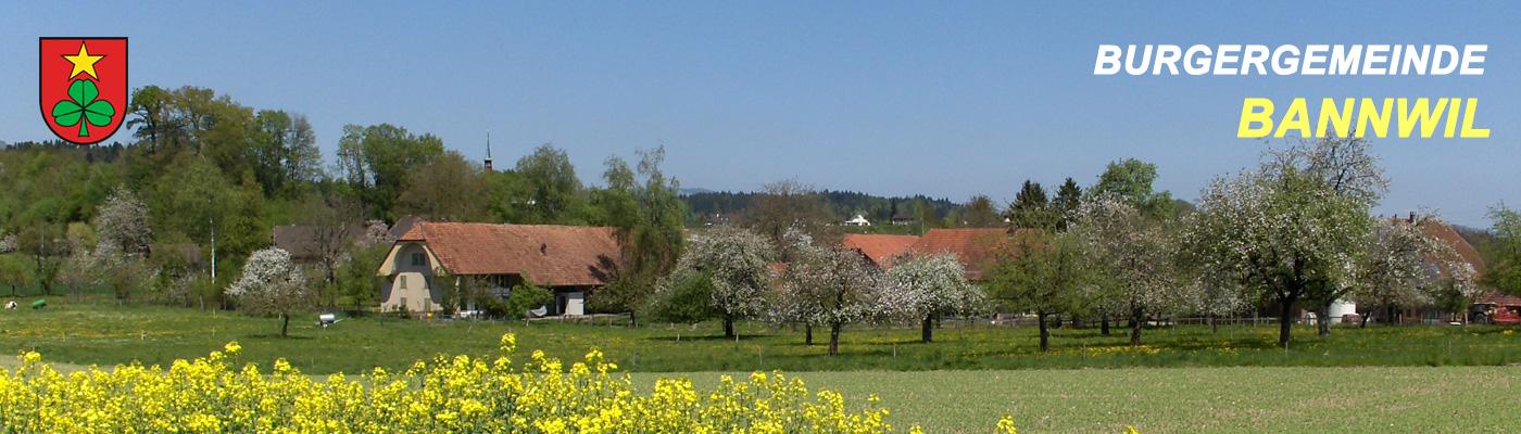 Burgergemeinde Bannwil