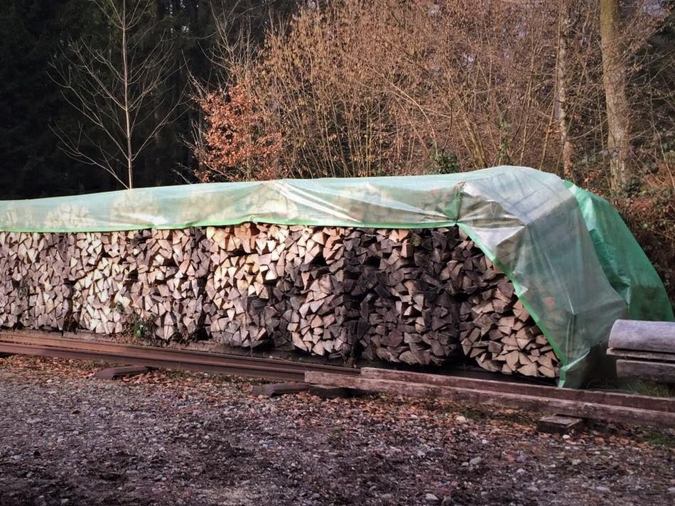 Jetzt Wintervorrat für Brennholz bestellen